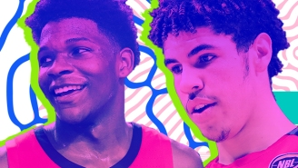 The Pros And Cons Of Everything The Timberwolves Can Do With The No. 1 Pick