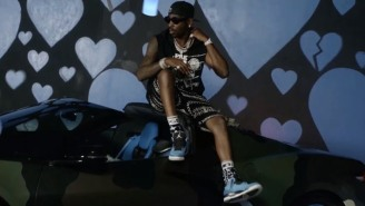 Young Dolph And Key Glock Are Under Surveillance In Their Flashy 'No Sense' Video