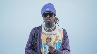 Young Thug Explains Why He Never Worked With Andre 3000: 'Dre Likes His Ass Kissed'