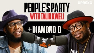 Talib Kweli & Diamond D Talk D.I.T.C., Fat Joe, 'Diam Piece', The BX, And ATCQ