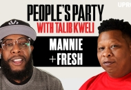 'People's Party With Talib Kweli' Episode 76: Mannie Fresh