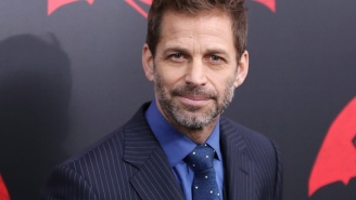 Zack Snyder (Currently) Has 'No Plans' To Make More DC Films After His 'Justice League' Director's Cut