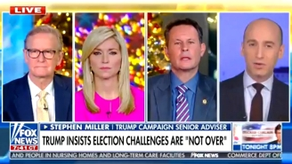 Fox & Friends' Host Brian Kilmeade Actually Questioned Stephen Miller About Trump Having 'The Worst Legal Team' In The Wake Of Its Humiliating Losses