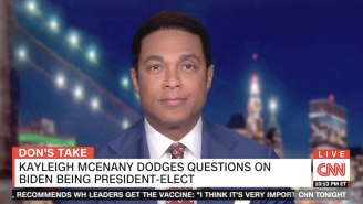 CNN's Don Lemon Had Two Words For Kayleigh McEnany's 'Carnival Of Lies': 'Girl, Bye'