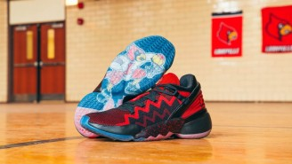 Donovan Mitchell And Angel McCoughtry Are Supporting Black College Students With A New Signature Shoe