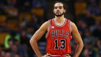 Joakim Noah Is 'Likely Headed Toward Retirement' After Being Waived By The Clippers