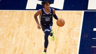 Ja Morant Is Expected To Be Out 3-5 Weeks With A Left Ankle Sprain