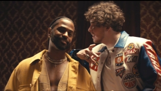 Jack Harlow And Big Sean Buy Out The Bar In Their 'Way Out' Video
