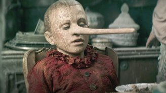 The Live-Action 'Pinocchio' Trailer Is More Creepy Than Cute