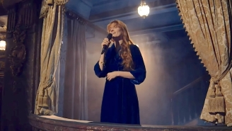 Florence Welch Shares An Operatic Cover Of 'Have Yourself A Merry Little Christmas'