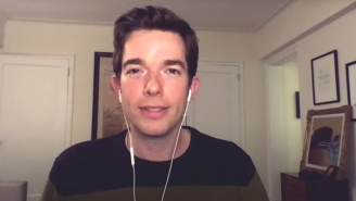 John Mulaney Explains How Blunt Advice From His Psychiatrist Led To His Job On 'Late Night With Seth Meyers'