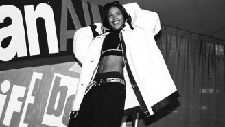 Aaliyah's Estate Says Executives Are 'Leeching Off' Her Music As Her Former Label Teases A Release