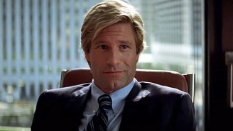 'The Dark Knight' Star Aaron Eckhart Is Marveling At How The Film's Still A 'Reflection Of Our Times'