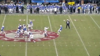 An Alabama High School Won The 7A State Title With A Blocked Punt And Onside Kick In The Final Minute