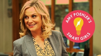 Amy Poehler's 'Smart Girls' Is The Kind Of Organization Leslie Knope Would Approve Of