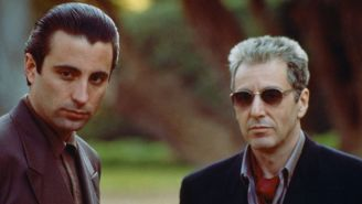 Andy Garcia Says He Never Understood Why Many People Were So Hard On 'The Godfather Part III'