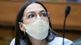 AOC Put Rand Paul On Blast After He Suggested That She Shouldn't Receive A COVID Vaccination