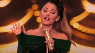 Mariah Carey And Ariana Grande's Collaboration 'Oh Santa!' Is Pop's Cheerful New Holiday Anthem