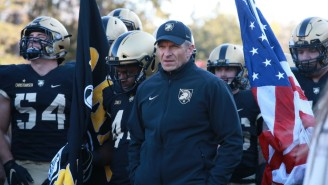 Army Coach Jeff Monken Ripped Other Teams For Ducking The 9-2 Black Knights In Bowl Games