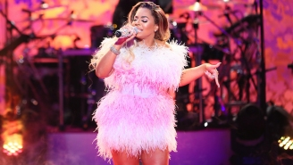 Ashanti Tested Positive For COVID-19, Forcing Her 'Verzuz' Battle With Keyshia Cole To Be Delayed