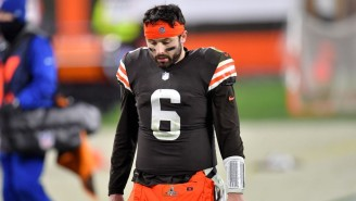 The Browns Lost To The Jets On A Baker Mayfield QB Sneak Fumble