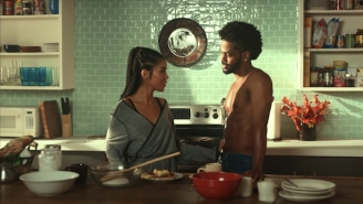 Big Sean And Jhene Aiko Channel '90s Romance Classics In Their Full 'Body Language' Video