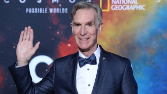 Bill Nye The Science Guy Shuts Down Anti-Masker Arguments Once And For All In A New Viral TikTok Video