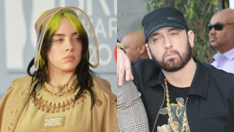 Eminem References Billie Eilish Being Scared Of Him As A Kid On 'Alfred's Theme'