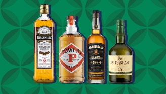 In Which We Blindly Try To Tell The Difference Between Affordable And Expensive Irish Whiskeys