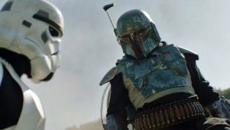 Boba Fett's Badass Comeback In 'The Mandalorian' Has Star Wars Fans Losing Their Minds