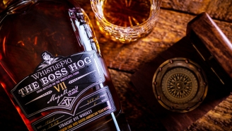 We Drove To Vermont To Try WhistlePig's Boss Hog VII: Magellan's Atlantic