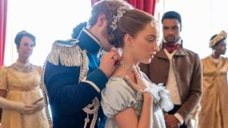 'Bridgerton' Brings High Scandal And Corset Drama To Netflix With Shondaland's 'Gossip Girl'-Like Trailer