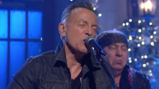 Bruce Springsteen And The E Street Band Bring 'Ghosts' And 'I'll See You In My Dreams' To 'SNL'