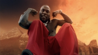 Burna Boy Is A Model Of Success In His Celebratory 'Way Too Big' Video