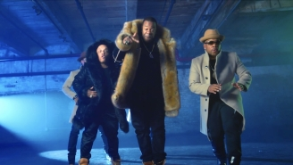 Busta Rhymes Throws A Wild Quarantine Party In His 'Outta My Mind' Video With Bell Biv Devoe