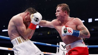 Canelo Alvarez Trolled Promoter Eddie Hearn By Asking 'Who's Next?' After Destroying Callum Smith