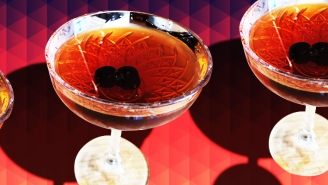 The Manhattan Is Our Official Cocktail Of New Year's Eve — Here's The Perfect Recipe