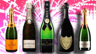Classic Bottles Of Champagne, Ranked