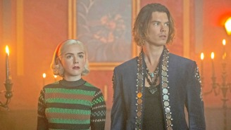 'Chilling Adventures Of Sabrina' Prepares For 'The End Of All Things' With A Hellish, Final-Part Trailer