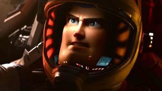 Chris Evans, Not Tim Allen, Will Voice The 'Original' Buzz Lightyear In A New Pixar Movie