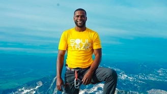 How Mountaineer Tyrhee Moore Helps Marginalized Communities Connect With The Great Outdoors