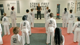 A 'Cobra Kai' Actor Who Missed Out On Season 3 Is Now Clarifying The Very Simple Reason Why