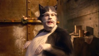 James Corden Doesn't Think Even The Infamous 'Butthole' Cut Of 'Cats' Could Save The Movie