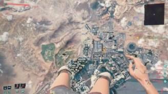 This 'Cyberpunk 2077' Glitch Involves A Blackout And Randomly Levitating Toward Heaven