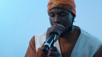 Robert Glasper And Denzel Curry Link Up In Leimert Park For A Live Performance