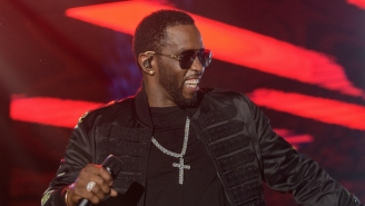 Diddy Surprised His Mom With A New Car And A Whole Bunch Of Money For Her 80th Birthday
