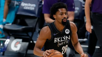 Spencer Dinwiddie Reportedly Has A Partially Torn ACL In His Right Knee