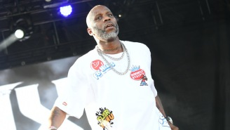 DMX Reportedly Trained One Of His Dogs To Ad-Lib During His Freestyles