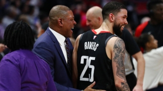 Doc Rivers Helped Sell Austin Rivers On Playing 'Hard-Nosed, Tough Basketball' In New York