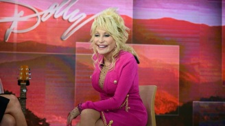 Coronavirus Vaccine Funder Dolly Parton Saved A Kid's Life By Pulling Her From A Car's Path